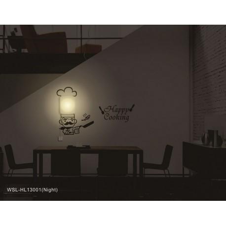 Lampa HM4-WSL-HL13001