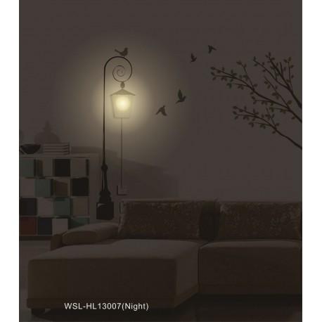 Lampa HM4-WSL-HL13007